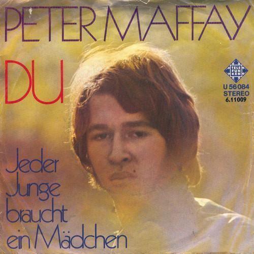 Coverafbeelding Peter Maffay - Du