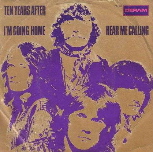 Coverafbeelding I'm Going Home - Ten Years After