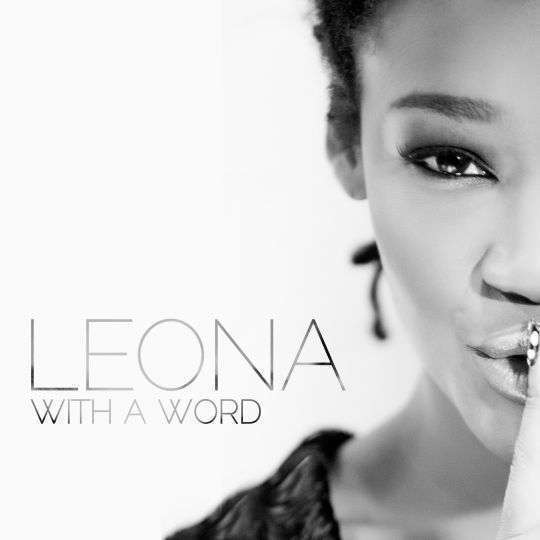 Coverafbeelding With A Word - Leona