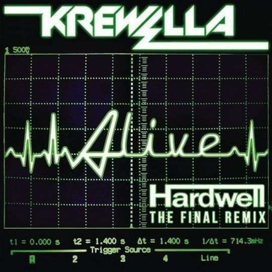 Coverafbeelding Alive - The Final Remix - Krewella & Hardwell