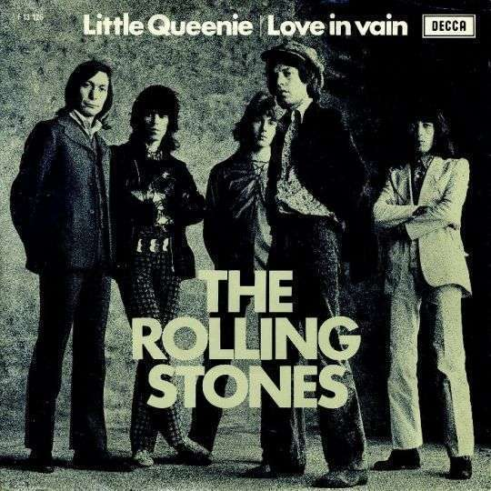 Coverafbeelding Little Queenie - The Rolling Stones