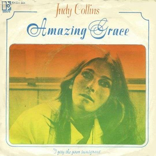 Coverafbeelding Judy Collins - Amazing Grace