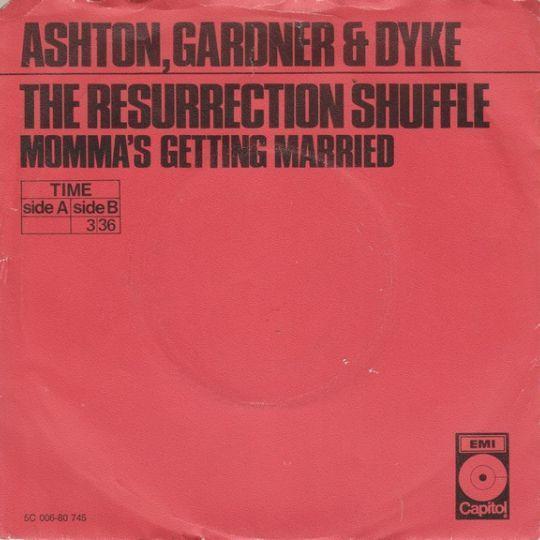 Coverafbeelding Ashton, Gardner & Dyke - The Resurrection Shuffle