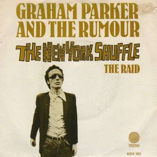 Coverafbeelding The New York Shuffle - Graham Parker And The Rumour