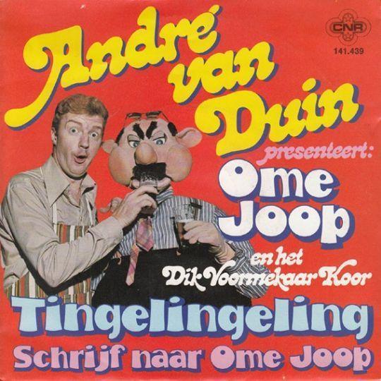 Coverafbeelding Tingelingeling - André Van Duin Presenteert: Ome Joop En Het Dik Voormekaar Koor