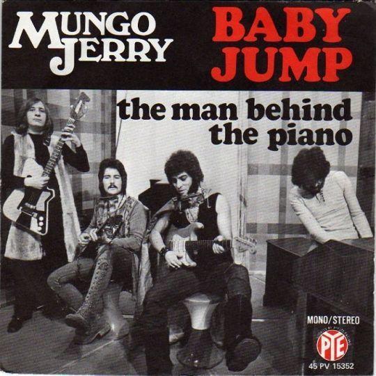 Coverafbeelding Baby Jump - Mungo Jerry
