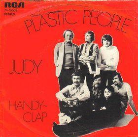 Coverafbeelding Judy - Plastic People