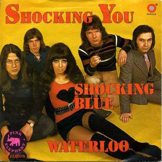 Coverafbeelding Shocking You - Shocking Blue