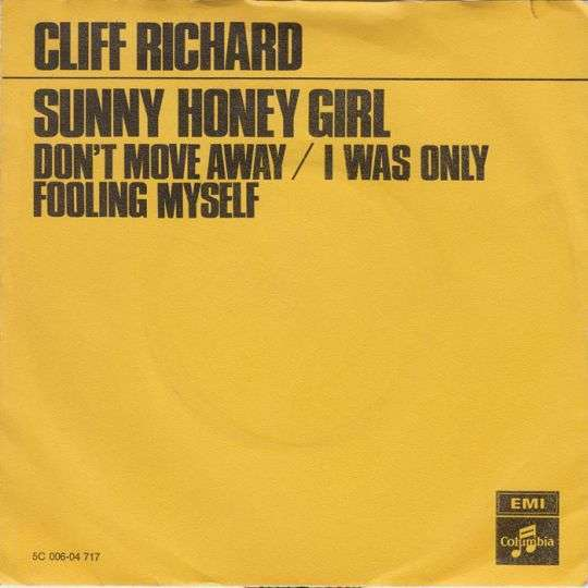 Coverafbeelding Cliff Richard - Sunny Honey Girl