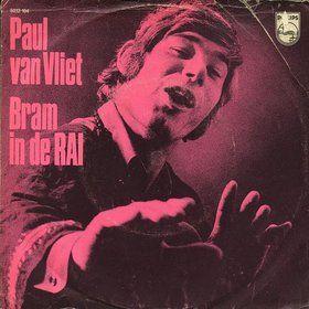 Coverafbeelding Paul Van Vliet - Bram In De RAI