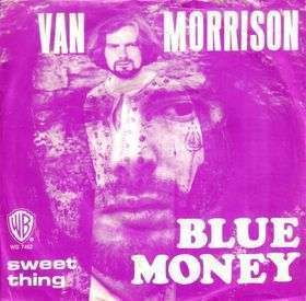 Coverafbeelding Blue Money - Van Morrison