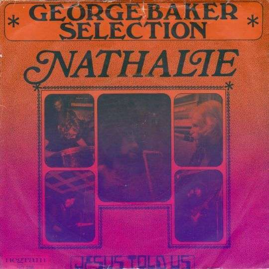 Coverafbeelding Nathalie - George Baker Selection