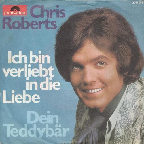 Coverafbeelding Chris Roberts - Ich Bin Verliebt In Die Liebe