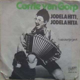 Coverafbeelding Jodela Hiti, Jodela Hita - Corrie Van Gorp