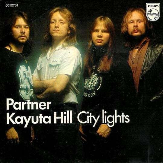 Coverafbeelding Partner - Kayuta Hill