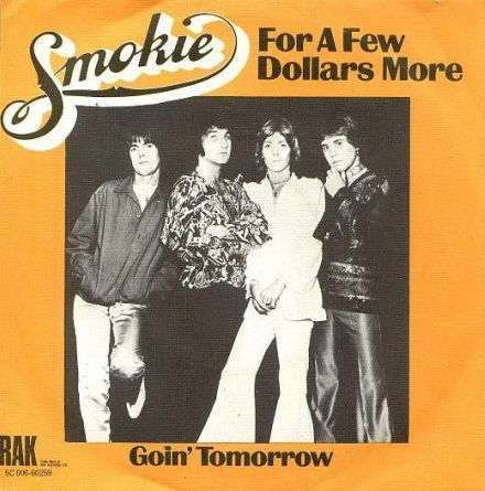 Coverafbeelding For A Few Dollars More - Smokie