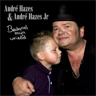Coverafbeelding André Hazes & André Hazes Jr - Bedankt Mijn Vriend