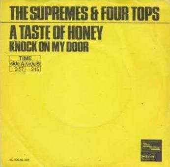 Coverafbeelding A Taste Of Honey - The Supremes & Four Tops