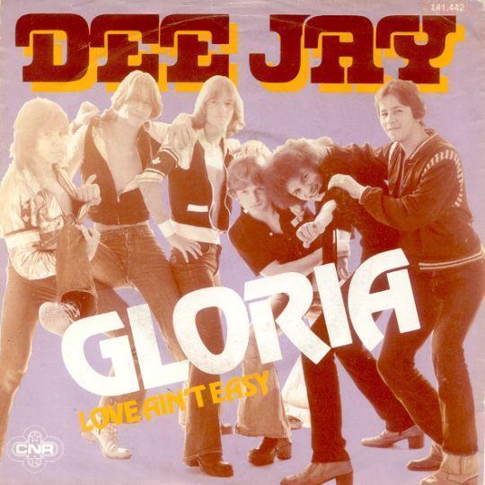Coverafbeelding Dee Jay - Gloria