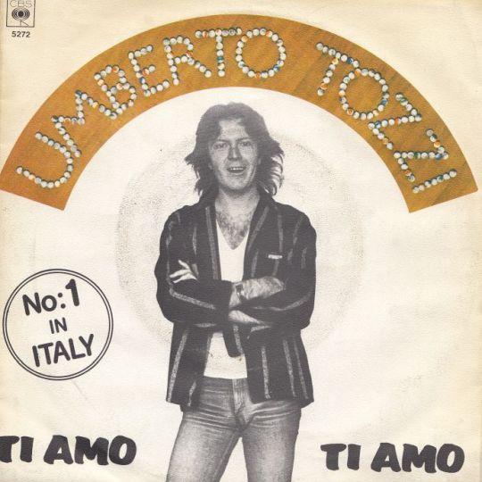 Coverafbeelding Umberto Tozzi - Ti Amo
