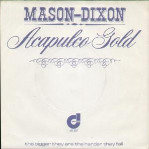 Coverafbeelding Mason-Dixon - Acapulco Gold