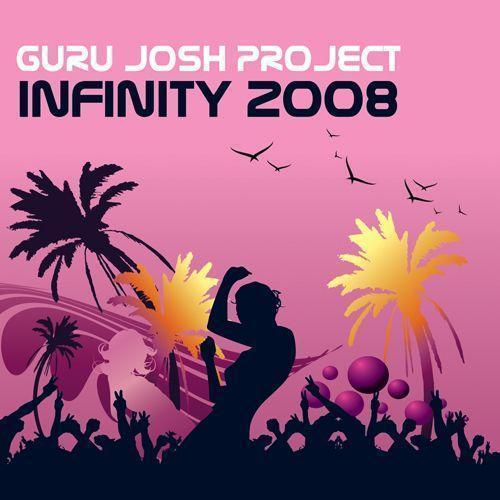 Coverafbeelding Guru Josh Project - Infinity 2008
