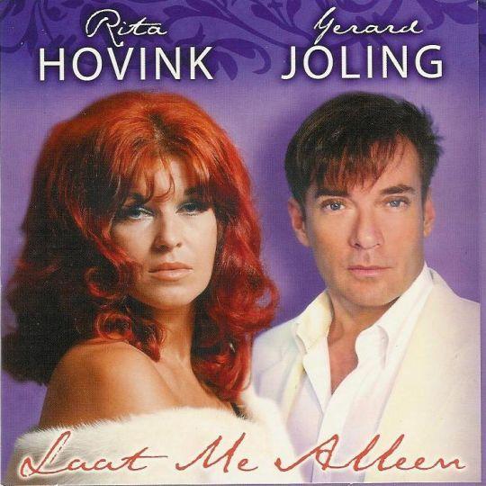 Coverafbeelding Laat Me Alleen - Rita Hovink & Gerard Joling