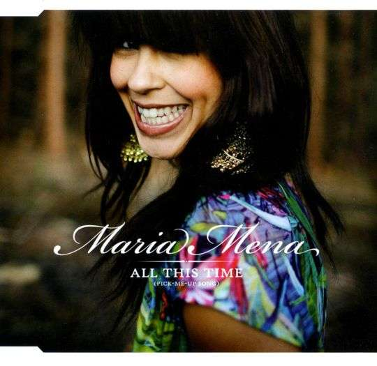 Coverafbeelding All This Time (Pick-me-up Song) - Maria Mena