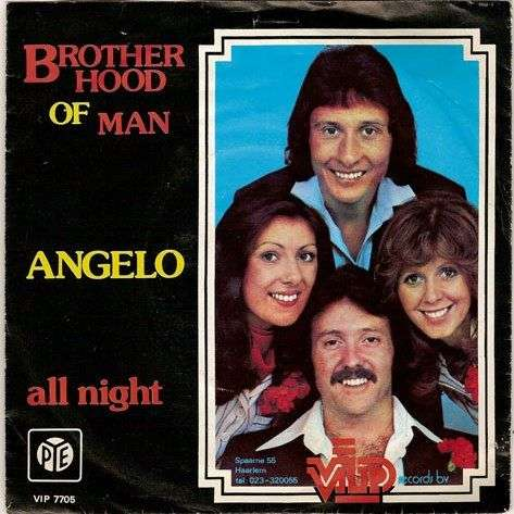 Coverafbeelding Angelo - Brotherhood Of Man