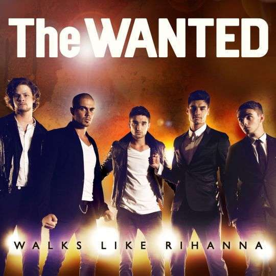 Coverafbeelding Walks Like Rihanna - The Wanted
