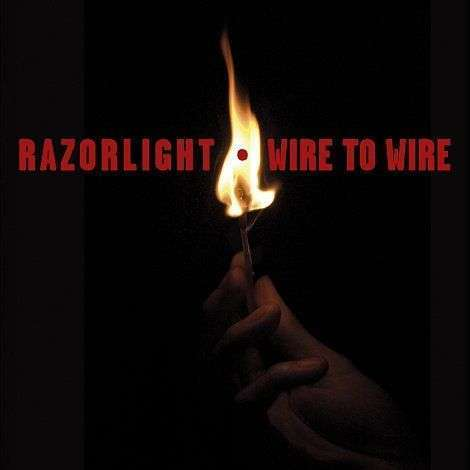 Coverafbeelding Wire To Wire - Razorlight