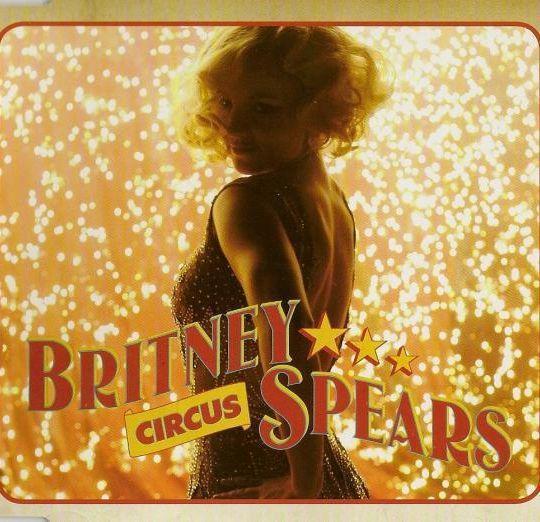 Coverafbeelding Circus - Britney Spears