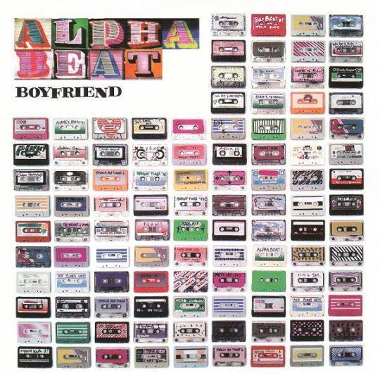 Coverafbeelding Boyfriend - Alphabeat