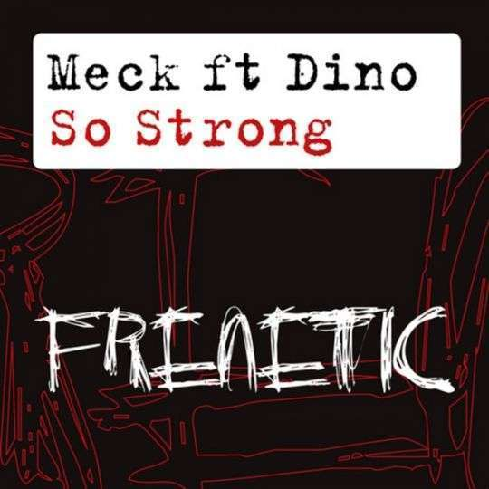 Coverafbeelding So Strong - Meck Ft Dino