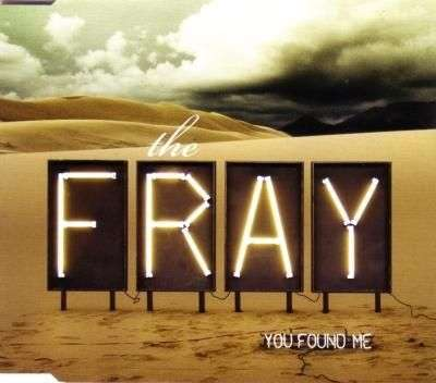 Coverafbeelding You Found Me - The Fray
