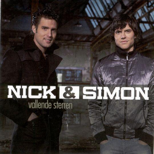 Coverafbeelding Vallende Sterren - Nick & Simon