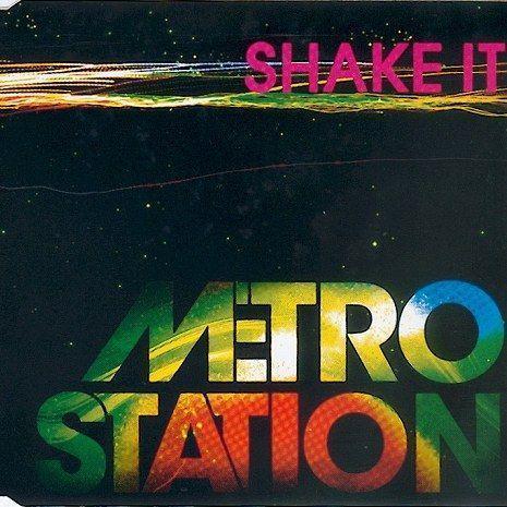 Coverafbeelding Metro Station - Shake it