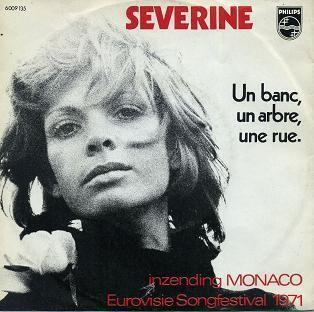 Coverafbeelding Severine - Un Banc, Un Arbre, Une Rue