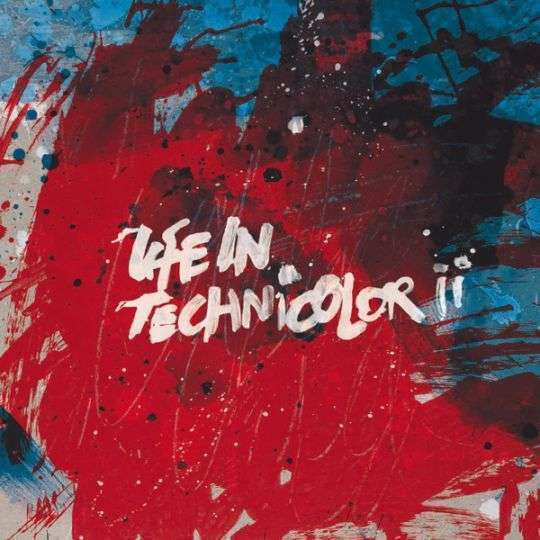 Coverafbeelding Coldplay - Life in technicolor II