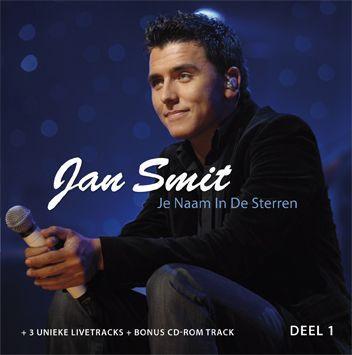 Coverafbeelding Je Naam In De Sterren - Jan Smit