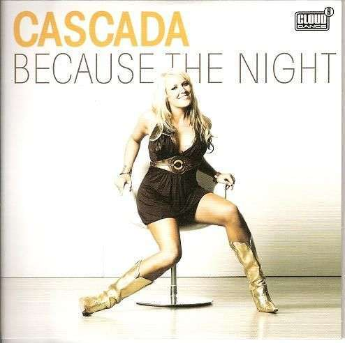 Coverafbeelding Because The Night - Cascada