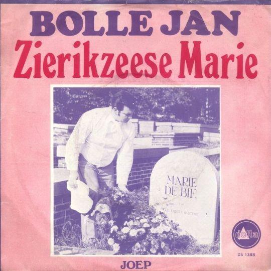 Coverafbeelding Zierikzeese Marie - Bolle Jan