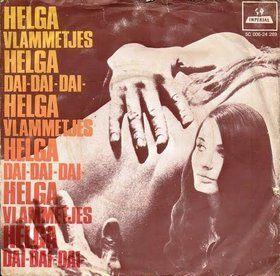 Coverafbeelding Vlammetjes - Helga