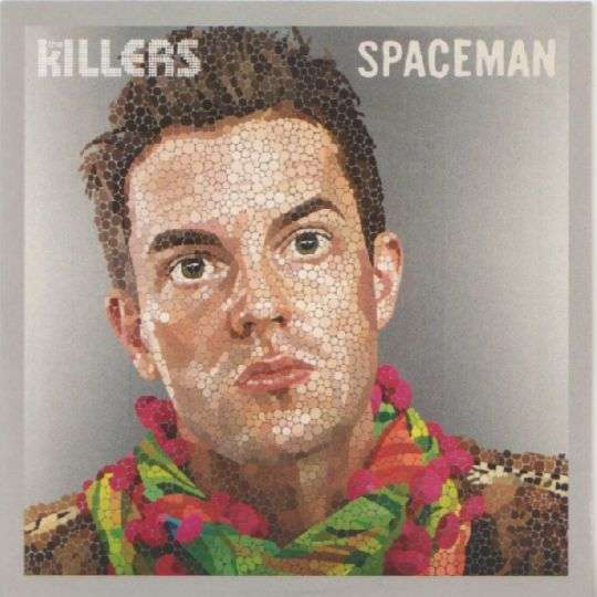 Coverafbeelding Spaceman - The Killers