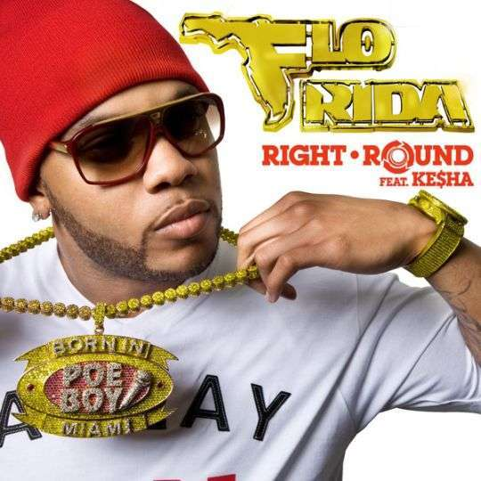 Coverafbeelding Right Round - Flo Rida Feat. Ke$ha
