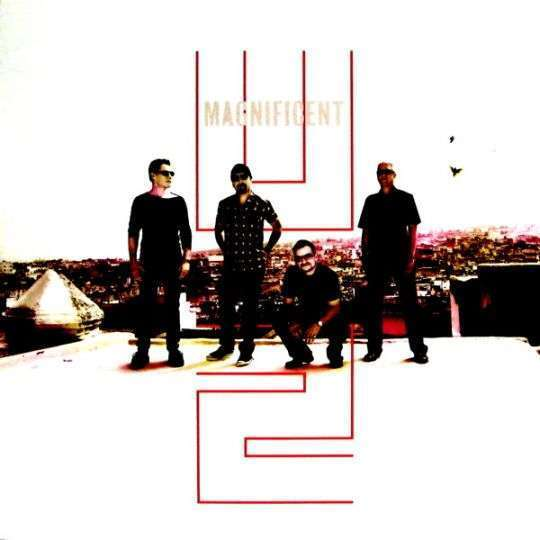 Coverafbeelding Magnificent - U2