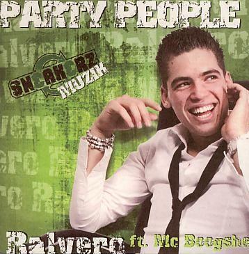 Coverafbeelding Ralvero ft. Mc Boogshe - Party people