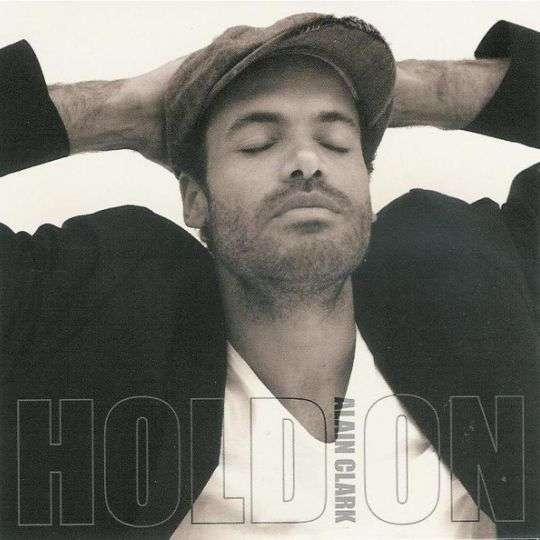 Coverafbeelding Alain Clark - hold on
