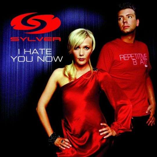 Coverafbeelding I Hate You Now - Sylver