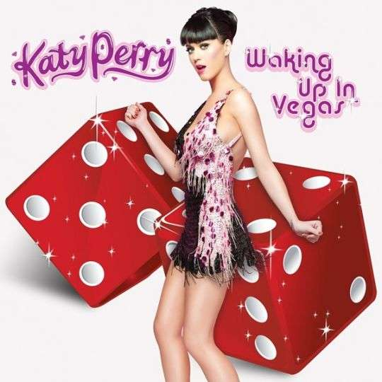 Coverafbeelding Waking Up In Vegas - Katy Perry